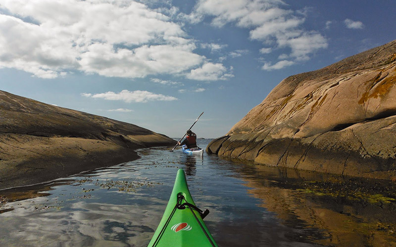 Picture of the Kayak Trip