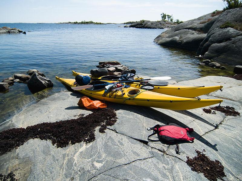 Highlight The Kayak Trip